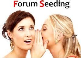 Seeding Forum đúng cách được nhiều hơn mất